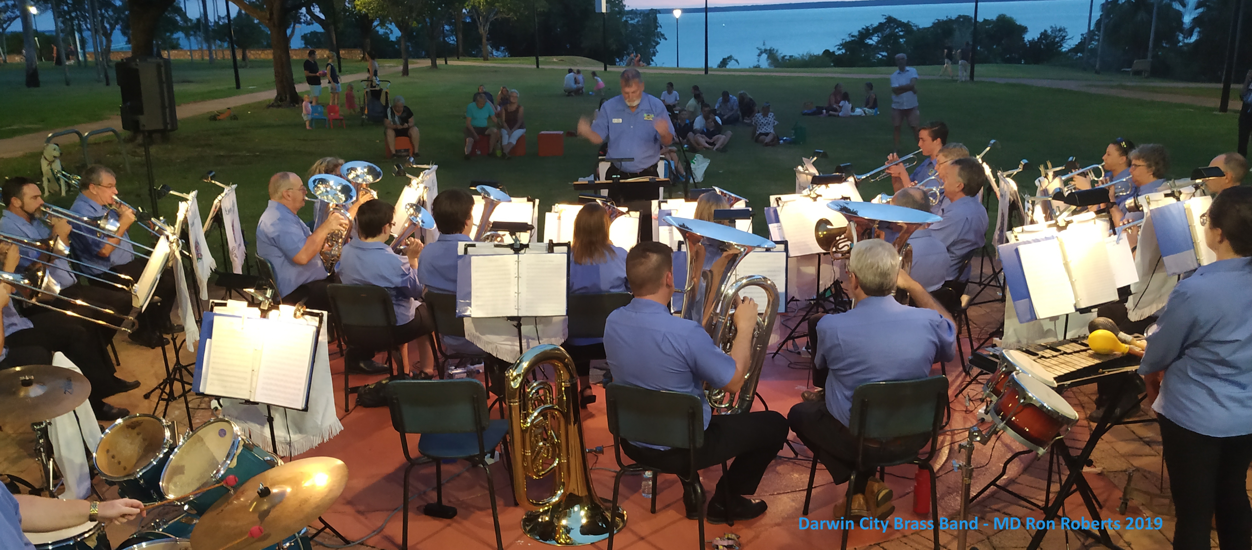 Brass In the Park 4
