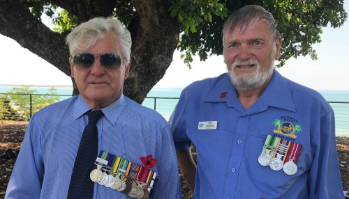 Darwin Remembrance Day 2019 2